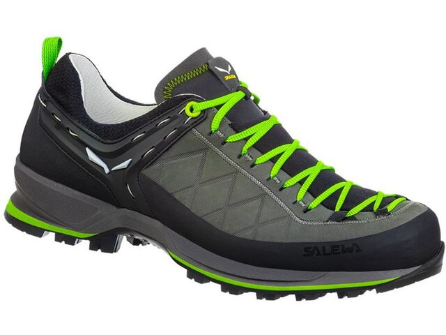 SALEWA MTN Trainer 2 L Chaussures Homme, smoked/fluo green